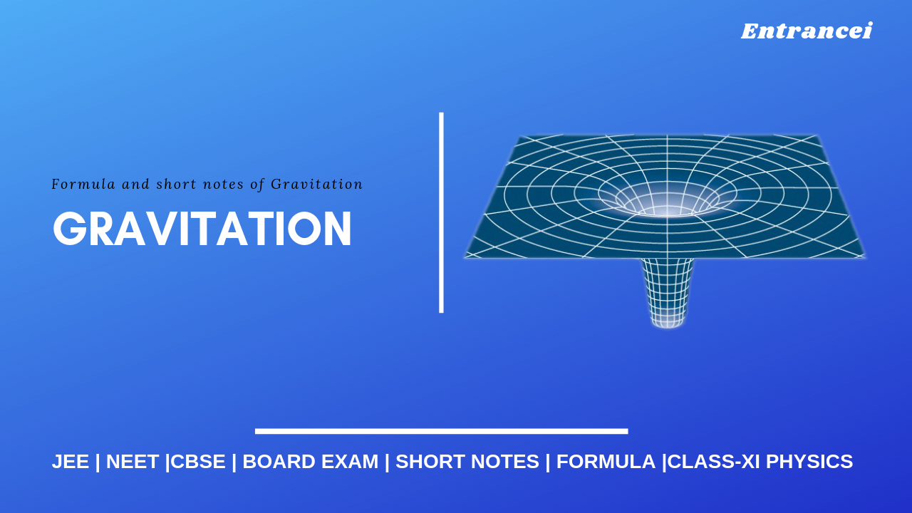 fbdc693272271 Short notes and theory of Gravitation| Gravitation class 11th