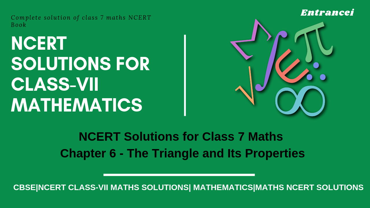 NCERT maths book class 7 try these solutions | NCERT solution class