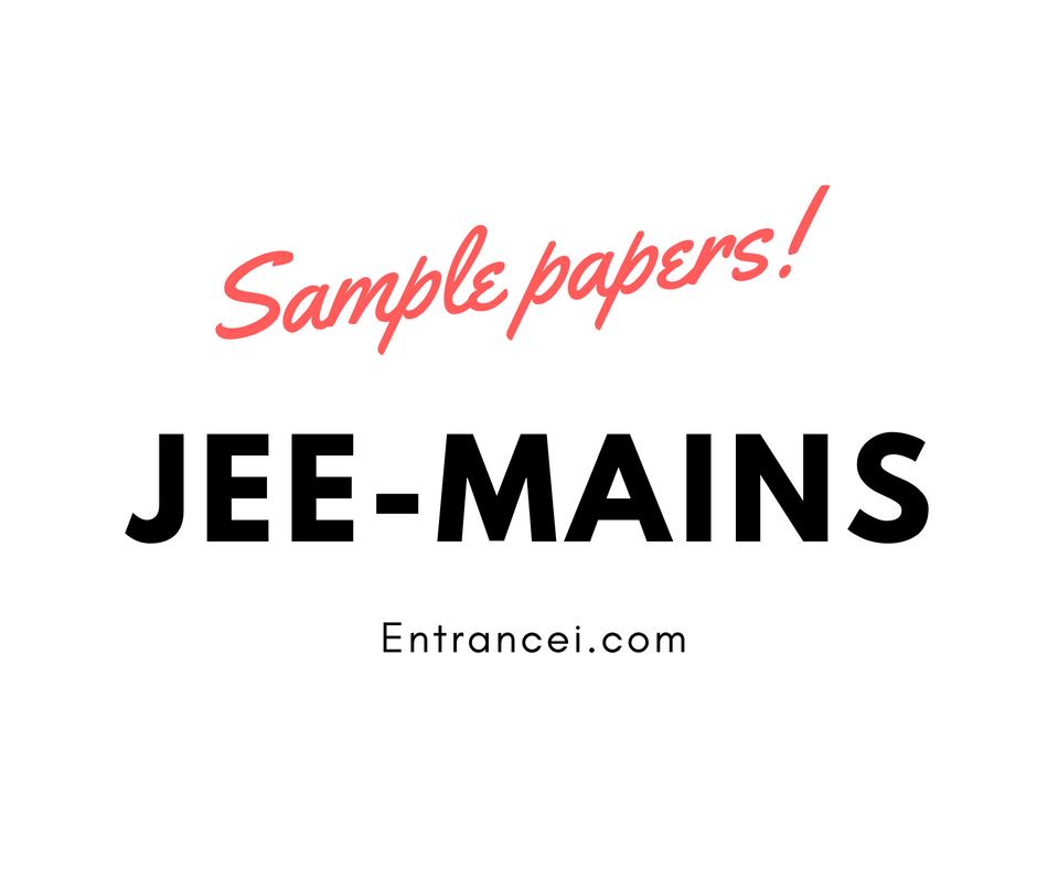 entrance exams sample papers iit jee sample papers aieee sample