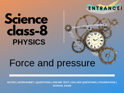 science class 8- Physics