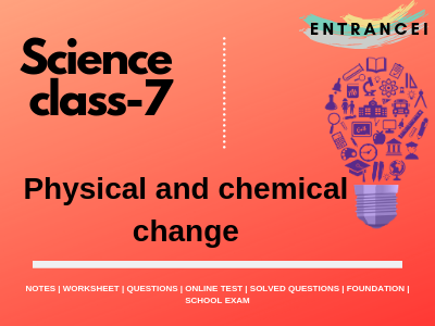 Science Class 7 | CBSE Class 7 Science Notes