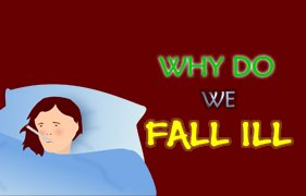 biology why do we fall ill (ncert chapter solutions, q &a) q1: define health what do you interpret when we say a person is in good health answer: health is a state of physical, mental and social well-being of an individual not merely absence of a disease or infirmity when we say a person is in good health, it implies the different body systems and organs of that person function well and as a whole body strike a.
